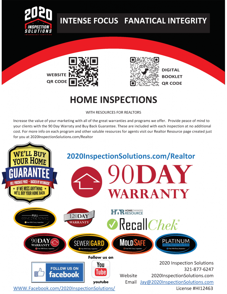 2020 Inspection Solutions Booklet